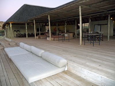 Lodge Damaraland Camp