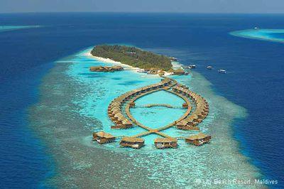 Hotel Lily Beach Resort Huvahendhoo