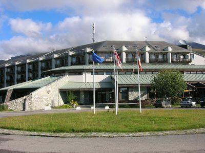 Hotel Sporthotel Club Gudauri