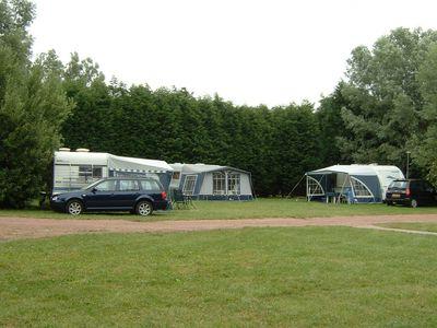 Camping Bos en Zee