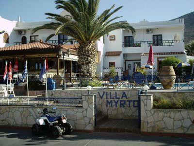 Appartement Villa Myrto