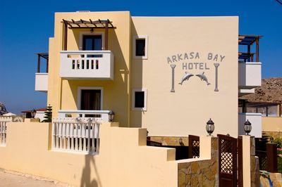 Aparthotel Arkasa Bay