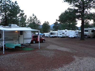 Camping Circle Pine/Williams KOA