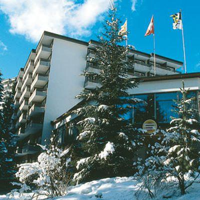 Hotel Sunstar Alpine Hotel Davos