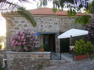 Vakantiehuis Zinovia