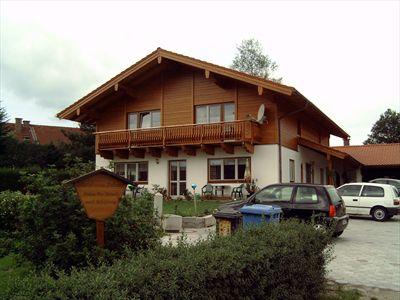 Pension Haus Scharf