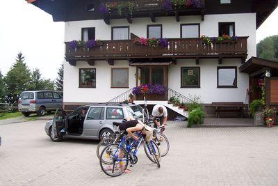 Vakantiehuis Löschenbrandhof
