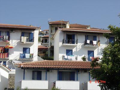 Appartement Zanga Beach