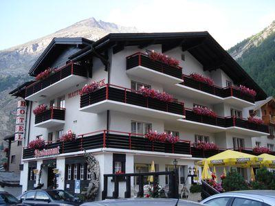 Hotel Mattmarkblick