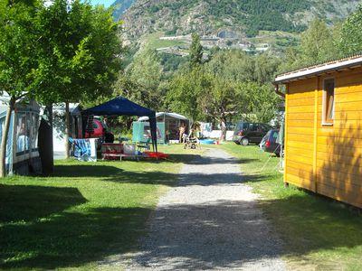 Camping Rhone
