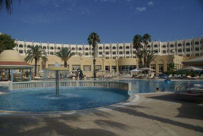 Hotel Marhaba Palace Hammamet