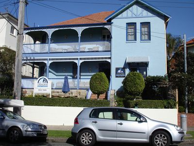 Hotel Cremorne Point Manor