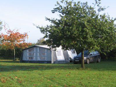 Camping Kluethsee Seeblick