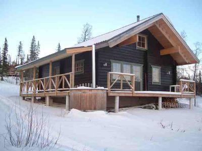 Chalet Karins ski cottage