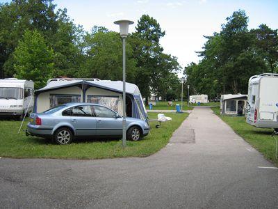 Camping Wien Sud