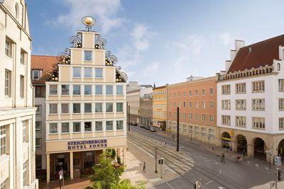 Hotel Steigenberger Hotel Sonne