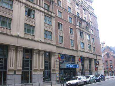 Hotel Novotel Brussels Centre-Tour Noir