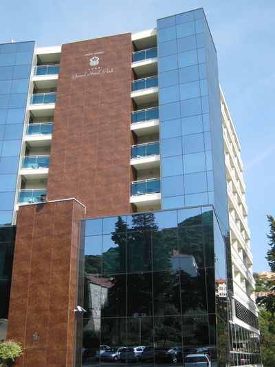 Hotel Grand Hotel Park