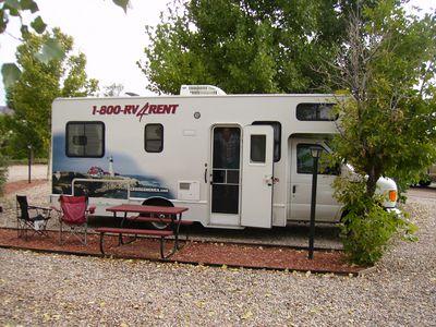Camping Kanab RV Corral (Camperpark)