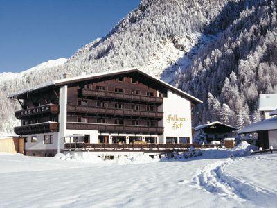 Hotel Bergidyll Falknerhof