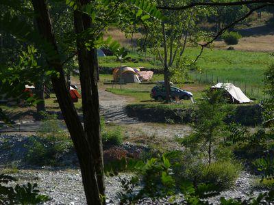 Camping La Pelucarie