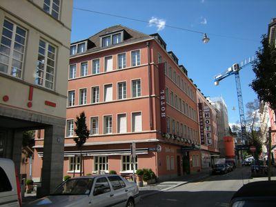 Hotel Best Western Plus Zürcherhof