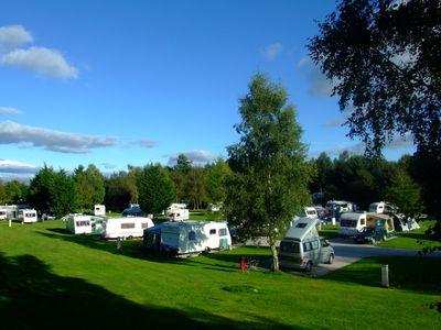 Camping White Cross Bay Holiday Park & Marina