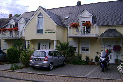 Vakantiehuis Alt Mehring