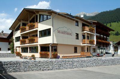 Appartement Apart Marienberg