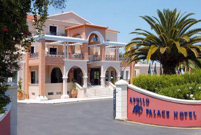 Aparthotel SENTIDO Apollo Palace