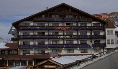 Hotel Sporthotel Olymp