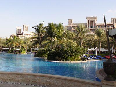 Hotel Madinat Jumeirah Al Qasr