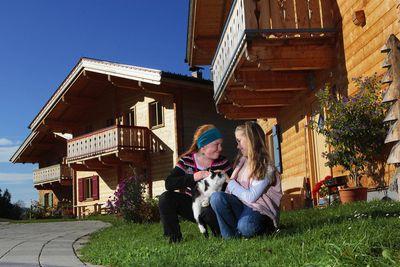 Vakantiehuis Ferienhof Oberreit