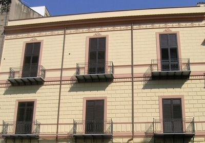 Bed and Breakfast Palermo Art - Via Lincoln