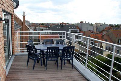 Appartement Languedoc Oostende