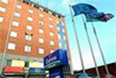 Hotel Express By Holiday Inn London Limehouse