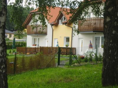 Appartement Mario in Lipno Stausee