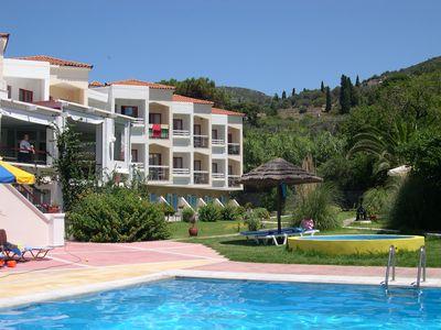 Hotel Samian Blue Seaside