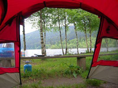 Camping Naturcamping Weiherhof