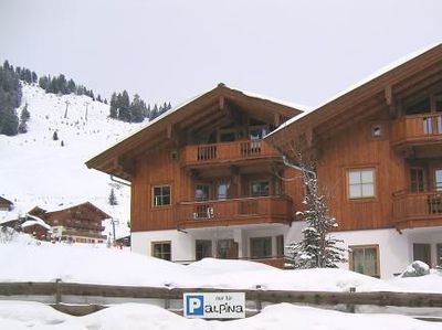 Appartement Alpina
