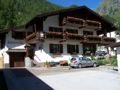 Pension Haus Bergkristal