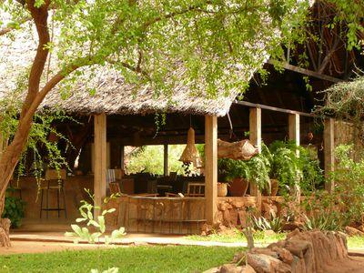 Lodge Tsavo Safari Camp