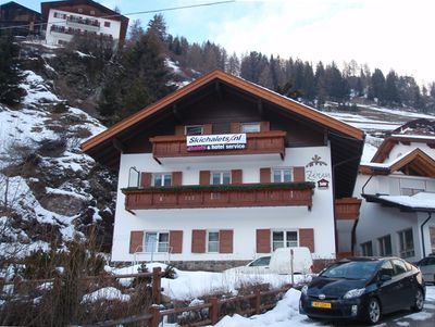 Appartement Chalet Christa