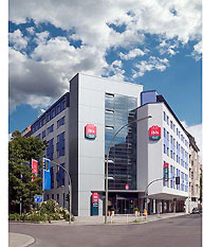 Hotel Ibis Berlin City West