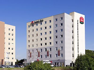 Hotel Ibis Luxembourg Sud