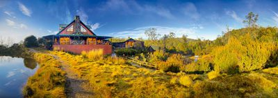 Hotel Cradle Mountain Lodge
