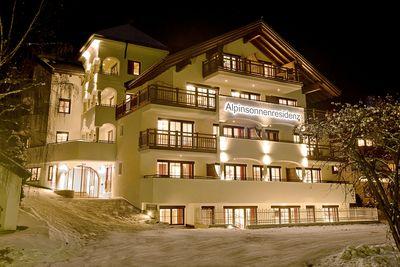 Aparthotel Alpinsonnenresidenz
