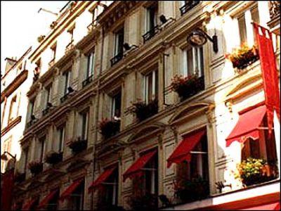 Hotel Pavillon Republique Les Halles