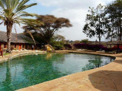Lodge Amboseli Serena Safari Lodge