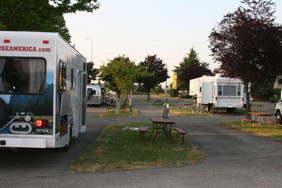 Camping Seattle / Tacoma KOA